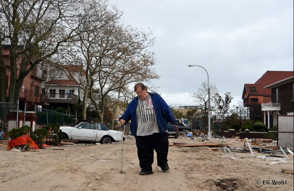 Brooklyn, NY - Destruction And Heartbreak In Sea Gate (video ...