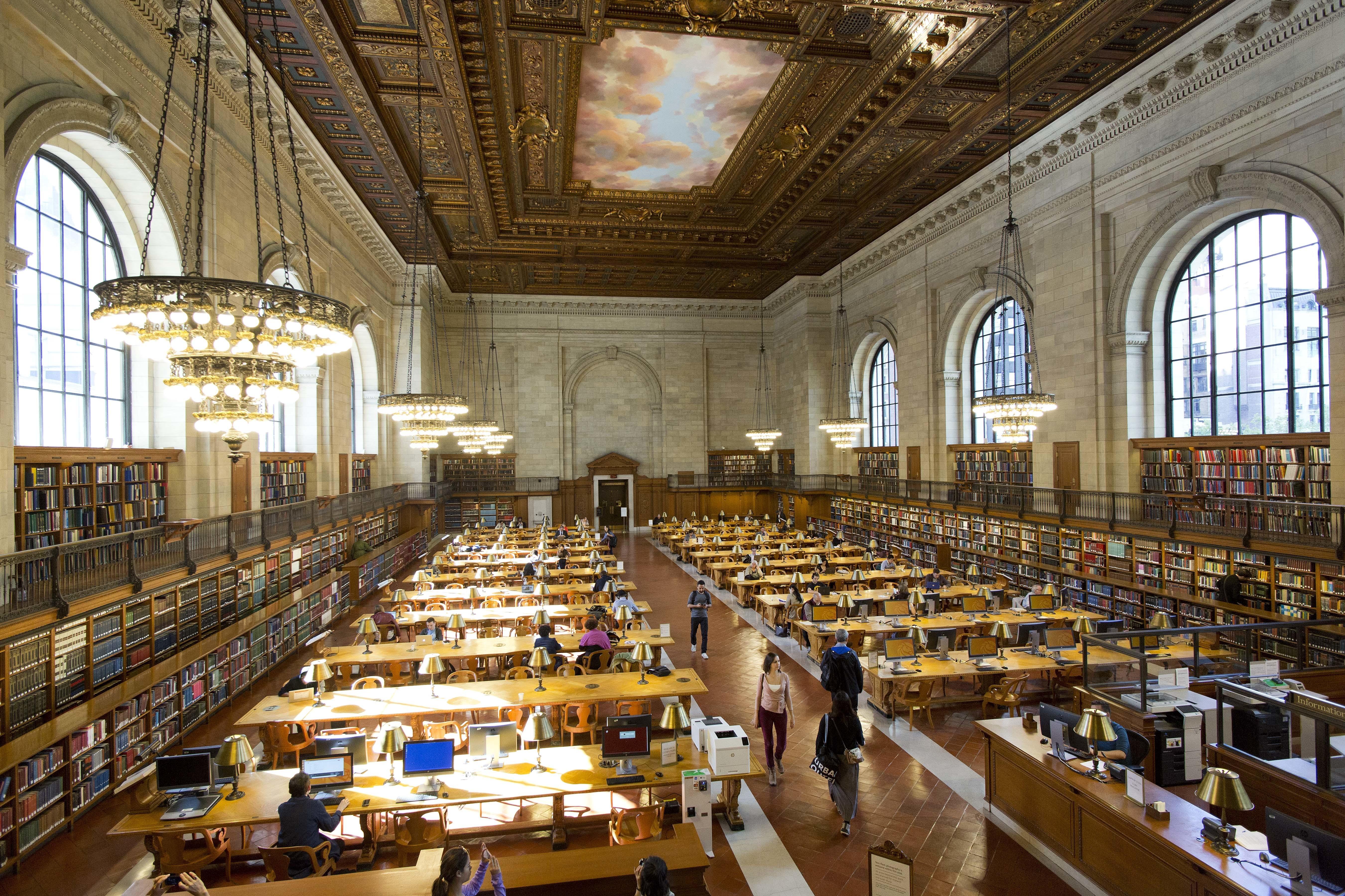 Pennsylvania public library teen blog