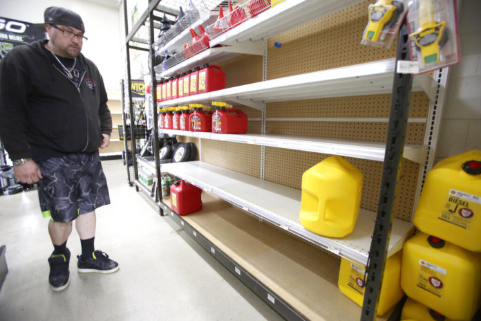 Blackouts Hit Northern California Again During Fire Danger