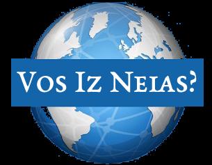 Vos Iz Neias Logo