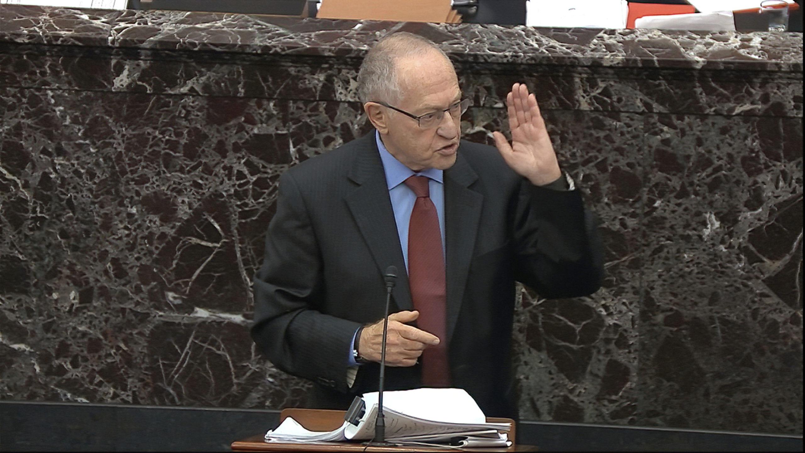 Trial Highlights: Alexander Decides, Dershowitz Backtracks ...