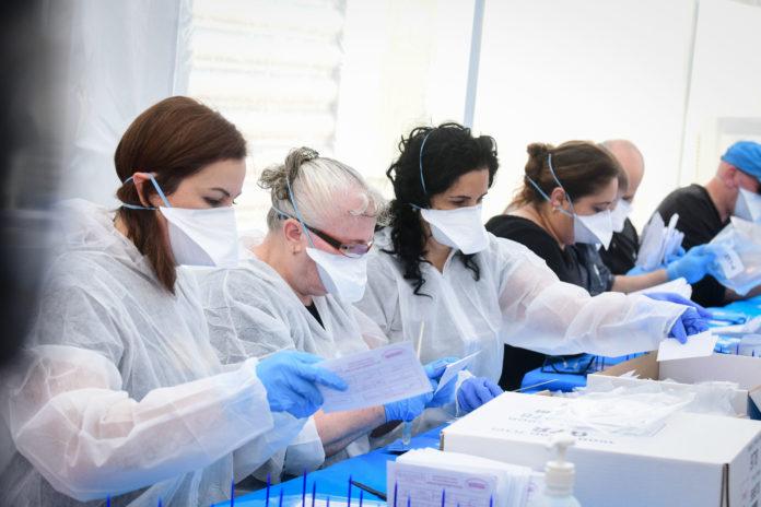 Up to 80,000 Israelis Currently Quarantined Over Possible Coronavirus Exposure
