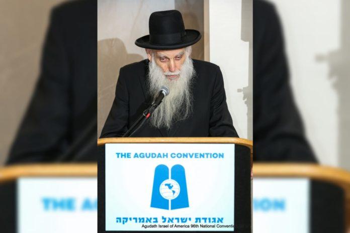STUNNING DEVELOPMENT: Rabbi Aharon Feldman Retracts His Opposition To Voting In WZO Elections