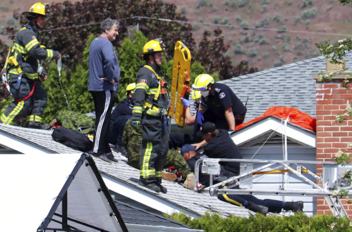 Canadian Acrobatic Jet Crashes Amid Pandemic Show; 1 Dead