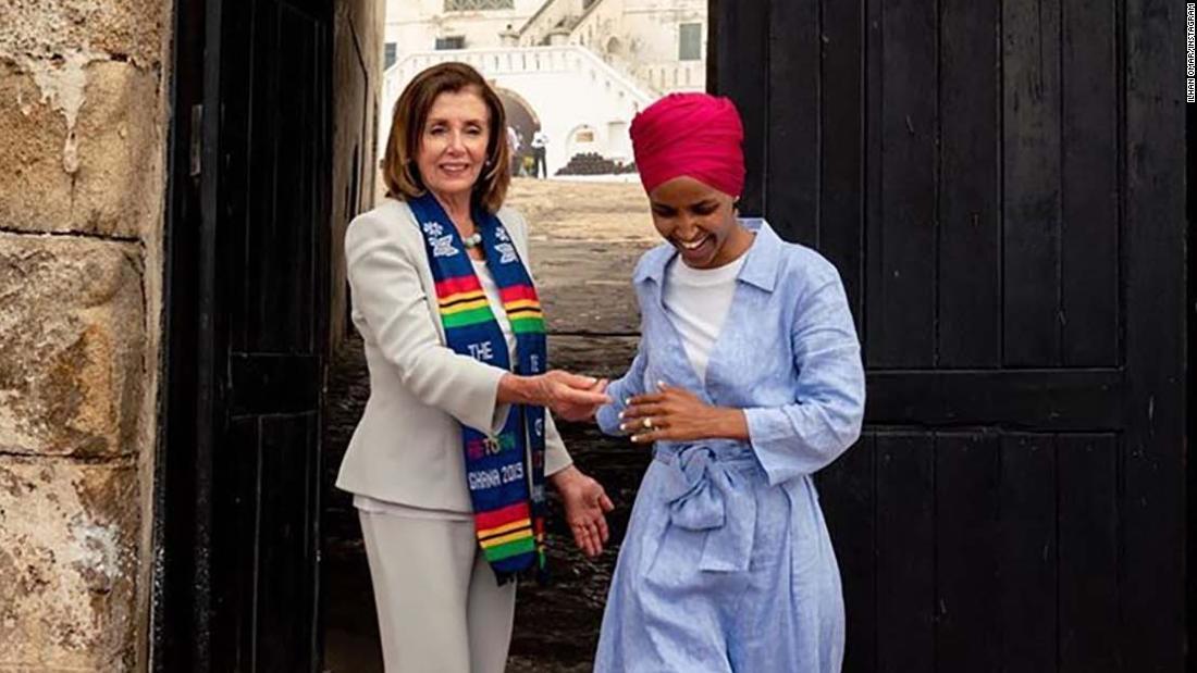 Opinion: Shame On Nancy Pelosi For Endorsing Ilhan Omar - Vos Iz Neias