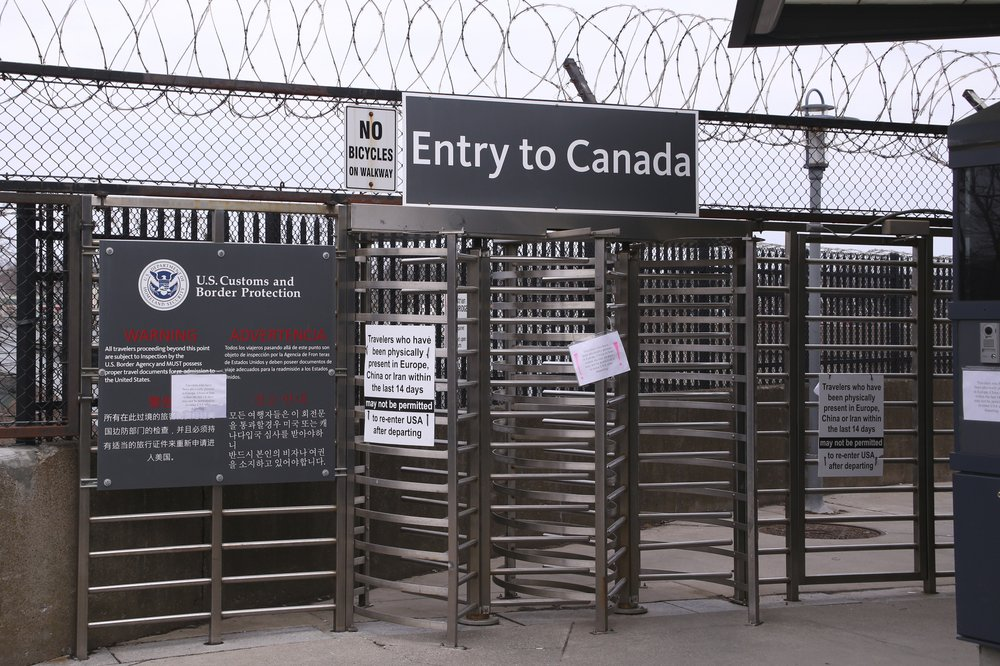 Canada US Border Restrictions Extended To At Least September
