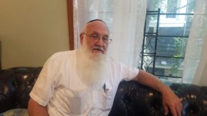 The Skverer Rebbe and the Window in Woodmere 2