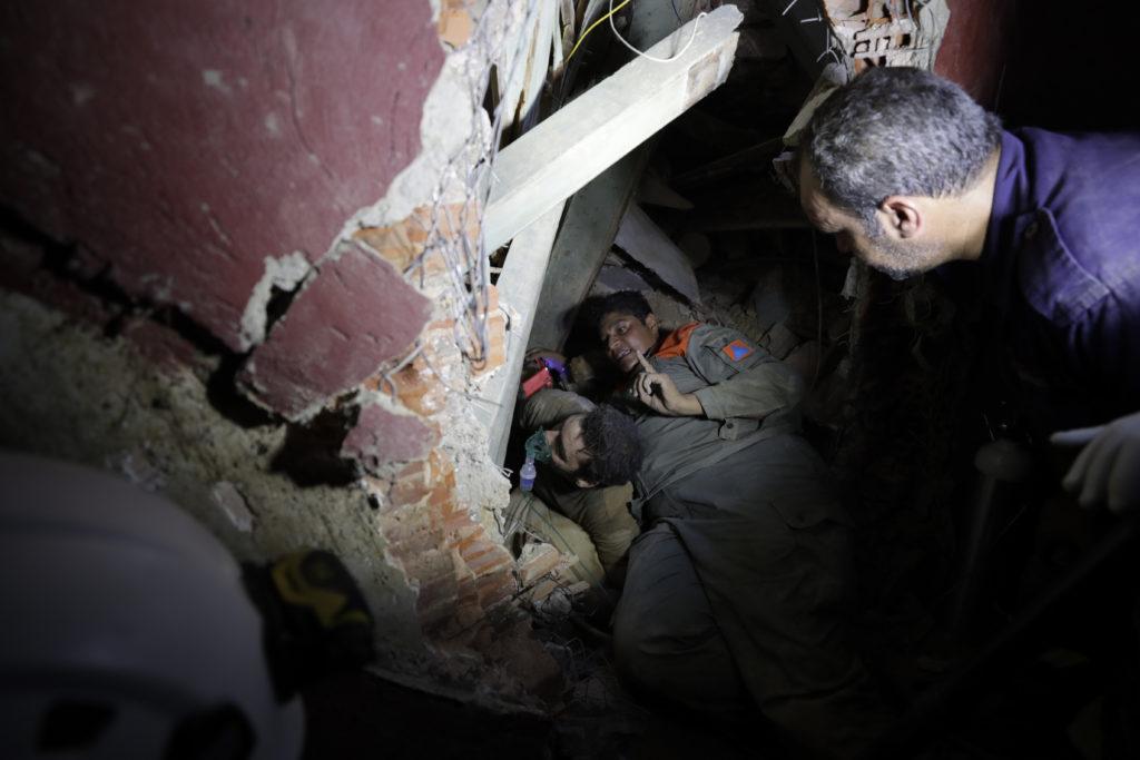 PHOTOS: Lebanese Confront Devastation After Massive Beirut Explosion 21