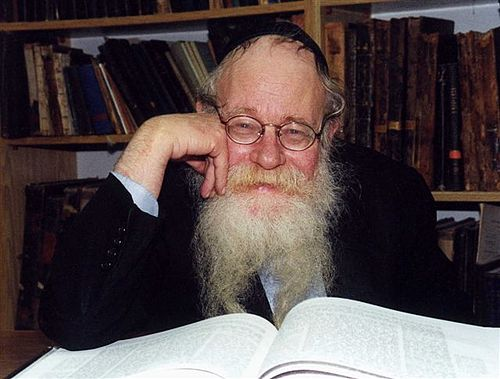 Rabbi Adin Steinsaltz: A Life - Vos Iz Neias