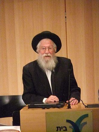 Please Say Tehillim for Rav Zalman Nechemya Goldberg Shlita 1