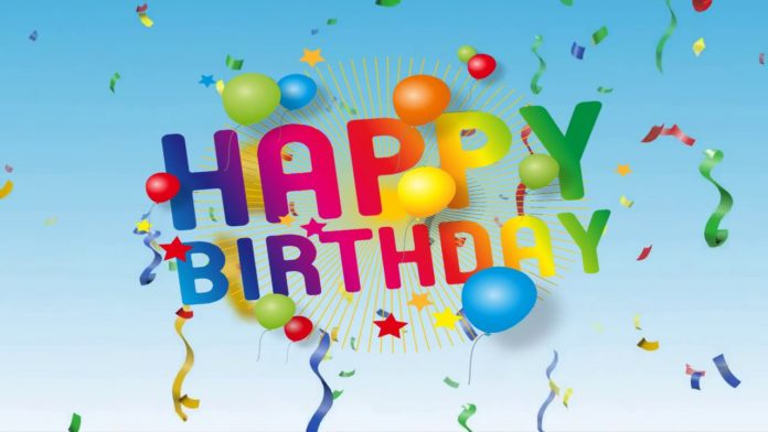 Happy Birthday! Goyish Custom or Legit Practice? 1