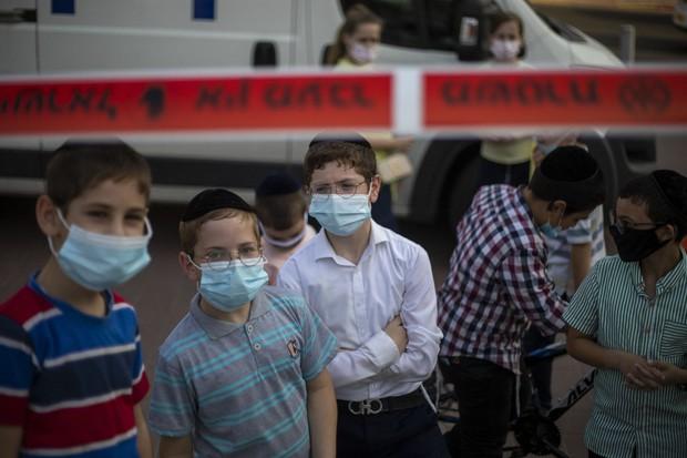 New York City Warns of Coronavirus Spike In Orthodox Communities 1
