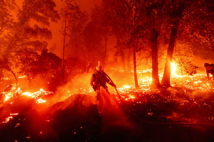 Scorched Earth: Record 2 Million Acres Burned In California