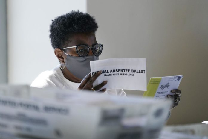 Georgia Senate GOP Push For End To No-Excuse Absentee Voting