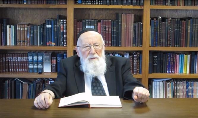 Passing Of Rav Gedalia Dov Schwartz Of Chicago 1