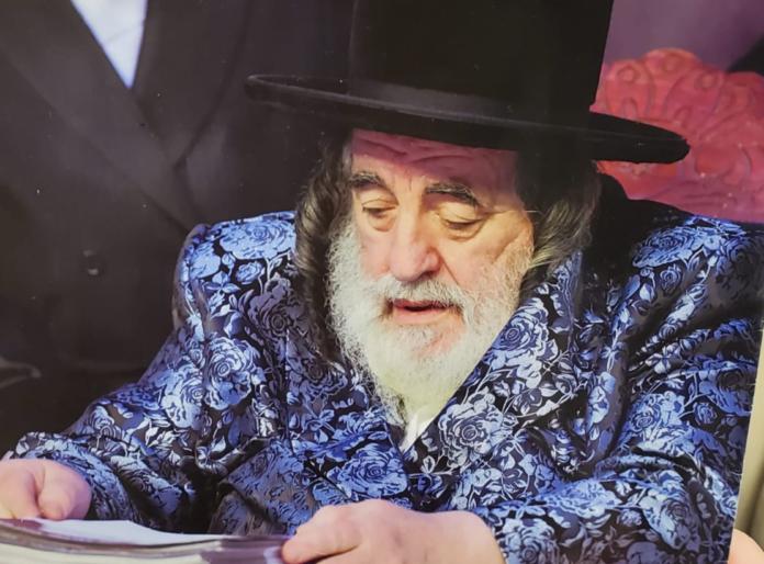 Vizhnitz Rebbe Asks Chasidim To Make Kiddush This Shabbos Between 6 And 7 1
