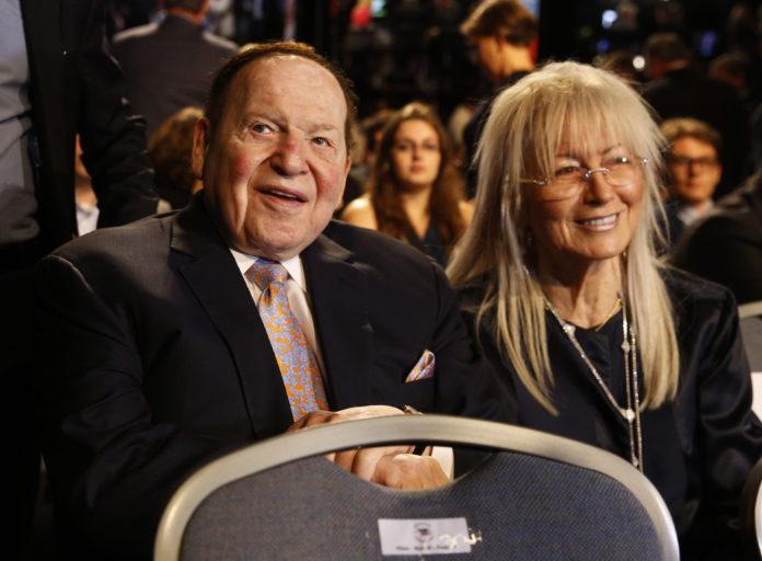 Sheldon Adelson, Jewish Self-made Tycoon, Passes Away At 87 1