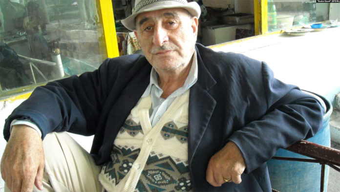 For Centuries, Jews Thrived In Khujand, Tajikistan. Now The City's Last Jew Has Died. 1