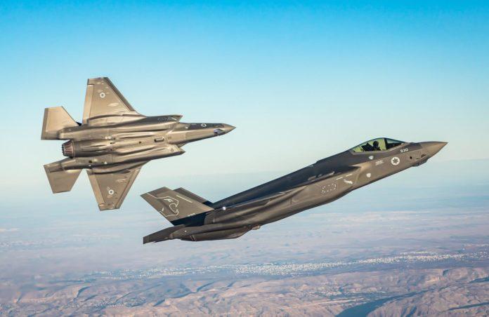 Intense Israeli Strikes In East Syria; Region On High Alert 1