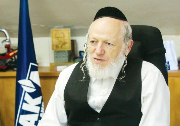 ZAKA Head Yehuda Meshi Zahav Slams Violators Of COVID-19 Regulations: 'Worse Than Holocaust Deniers' 1