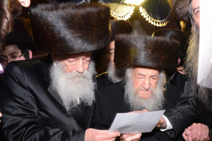 Rabbi Chaim Meir Wozner Passes Away From COVID-19 At Age 82 1