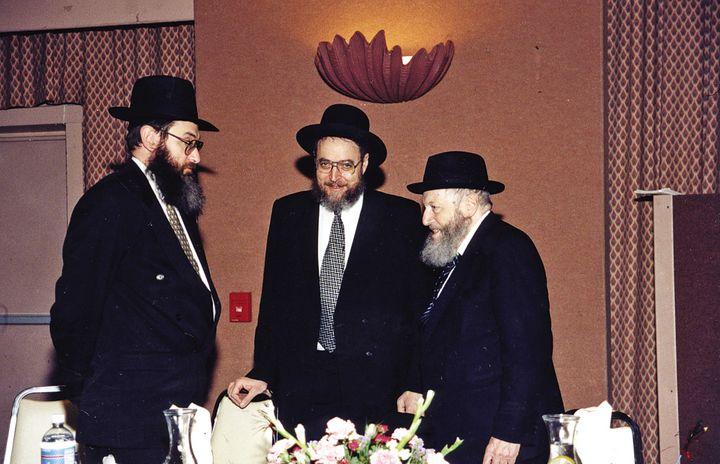 Larger Than Life – Sheloshim Of Rabbi Sheftel Neuberger 1