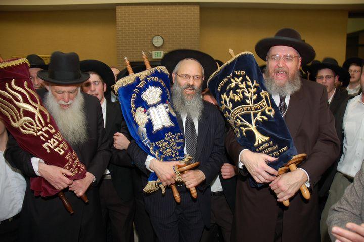 Larger Than Life – Sheloshim Of Rabbi Sheftel Neuberger 3