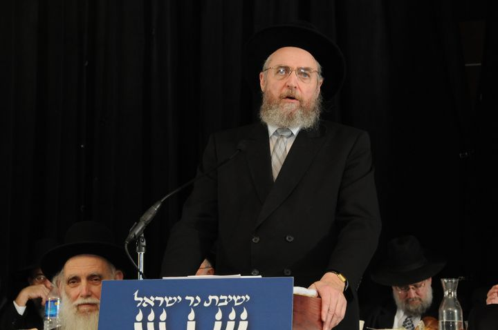 Larger Than Life – Sheloshim Of Rabbi Sheftel Neuberger 7