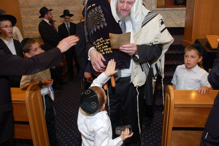 Larger Than Life – Sheloshim Of Rabbi Sheftel Neuberger 6