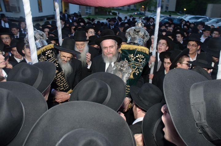 Larger Than Life – Sheloshim Of Rabbi Sheftel Neuberger 10