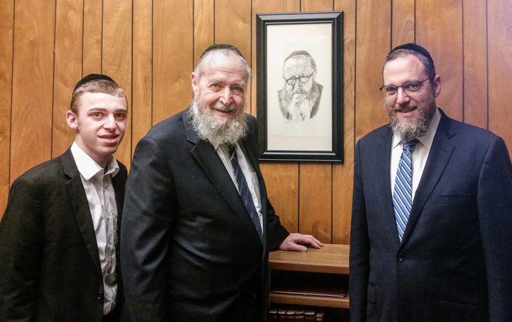 Larger Than Life – Sheloshim Of Rabbi Sheftel Neuberger 14