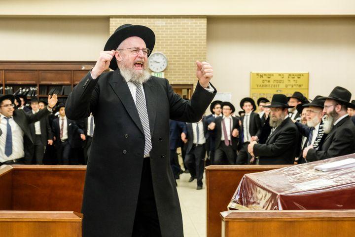 Larger Than Life – Sheloshim Of Rabbi Sheftel Neuberger 18