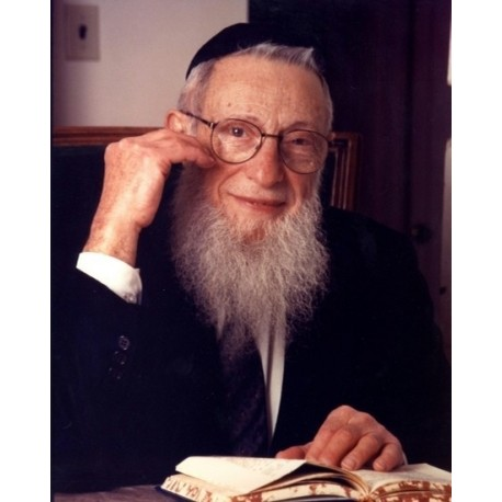 """Chizuk For People in Chinuch From HaGaon HaRav Henoch Leibowitz zt""""l"""