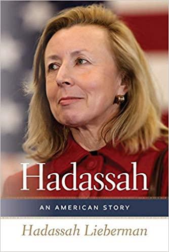 Watch: Interview with Hadassah Lieberman on her new book, Hadassah: An American Story 11