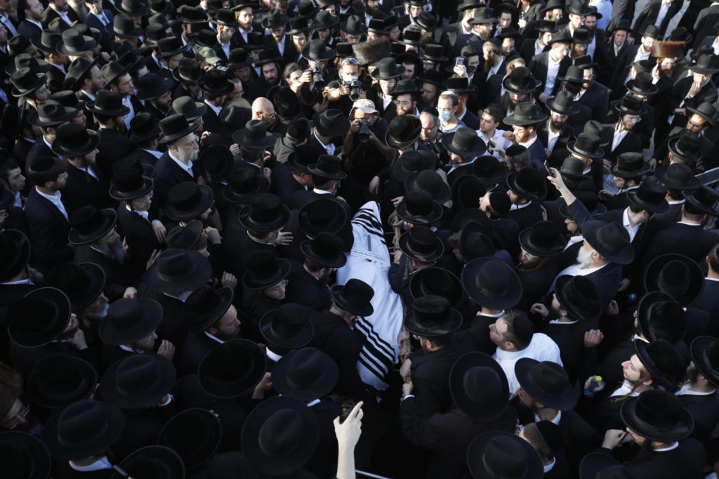 Photos of The Lag B'Omer Tragedy 28