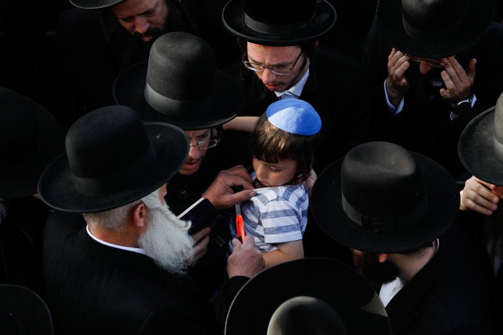 Photos of The Lag B'Omer Tragedy 55