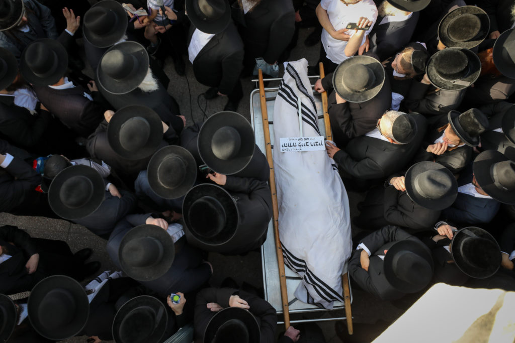 Photos of The Lag B'Omer Tragedy 57