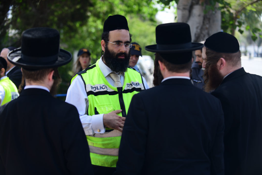 Photos of The Lag B'Omer Tragedy 65