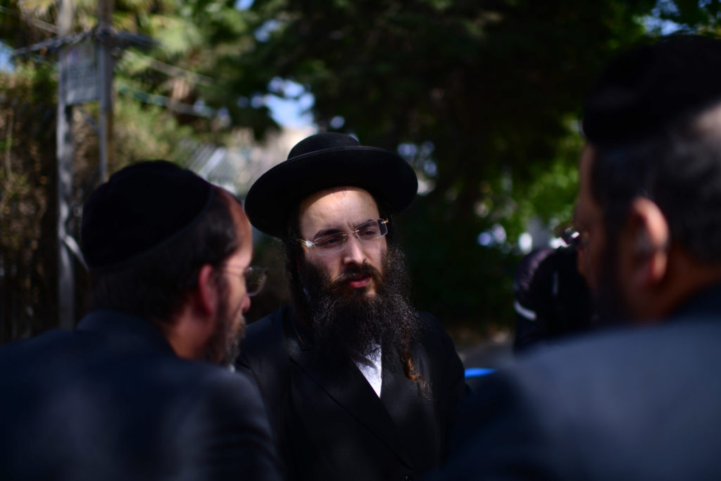 Photos of The Lag B'Omer Tragedy 70