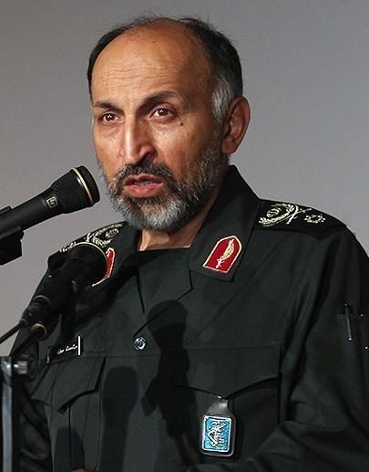High-ranking Iranian General Dies Of Heart Disease At 65