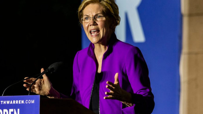 Warren Urges US To Explore Conditioning Aid To Israel To Help It 'Adjust Course'