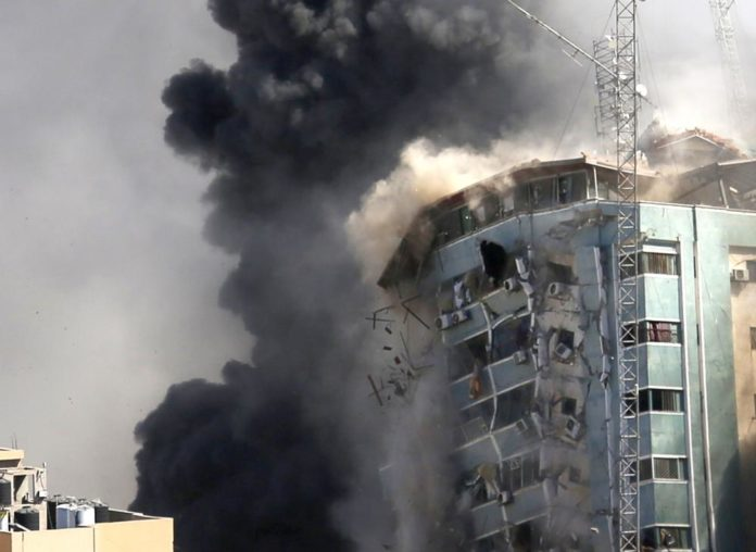Opinion: AP Pretends It Didn't Know It Was Sharing A Building With Hamas 1