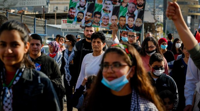 Arab Citizens In A Jewish State: What To Know About Arab-israelis As Unrest Sweeps The Country