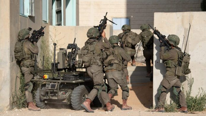 Israel Launches Largest-Ever Multi-Front War Exercise 1