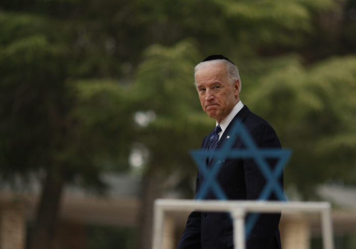 Biden's Pattern With Israel: Public Support, Private Scolds 1
