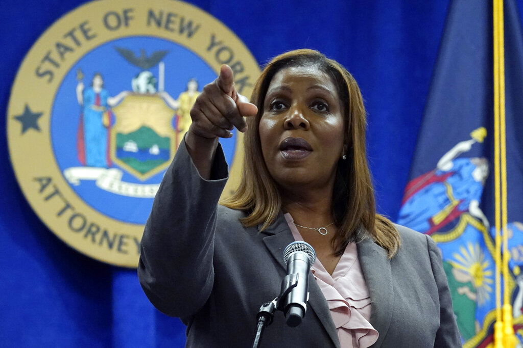 The Attorney General's Report on Cuomo