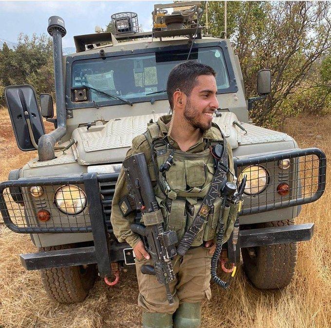 Israeli Soldier Killed By Anti-Tank Missile on Gaza Border 1