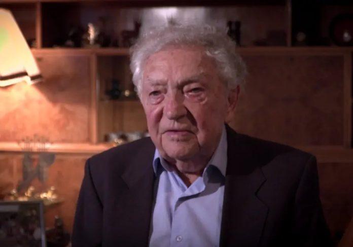 Holocaust Survivor Who Led Yad Vashem Memorial Dies At 94