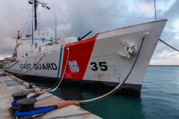 Coast Guard: 2 Dead, 10 Missing After Boat Overturns In Keys