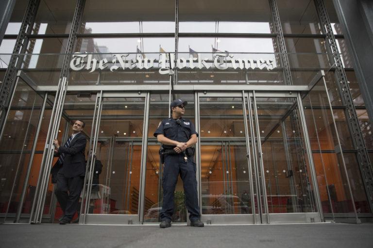 Justice Dept. Says It'll No Longer Seize Reporters' Records